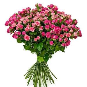 39 кустовых роз